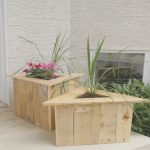 Palet Plantas Lo Mejor Derecycled Wood Pallet Planter Ideas