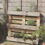 Palet Plantas Único15 Simple Ways To Build A Pallet Planter