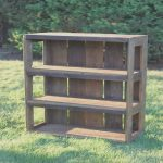 Estanteria De Palets Bricolaje Nuevopallet Bookshelf This Would Be Awesome For Our Lego Room