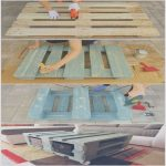 Hacer Mesas Con Palets Impresionantevintage Style Coffee Table From Pallet Video