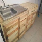 Muebles Cocina Palets Impresionantekitchen Wholly Made From Recycled Pallets