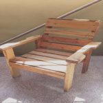 Sillones Con Palets De Madera Frescodiy Recycled Wooden Pallet Chair