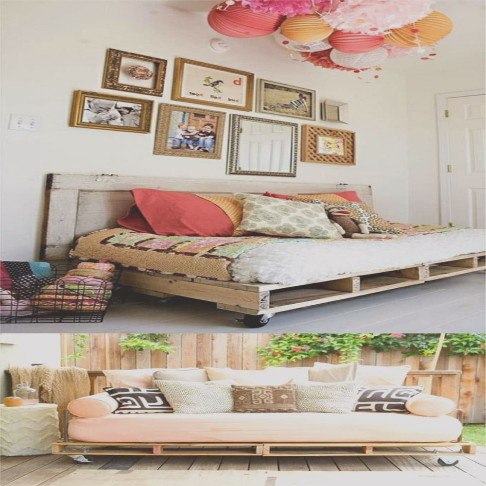12 pallet sofas coffee tables