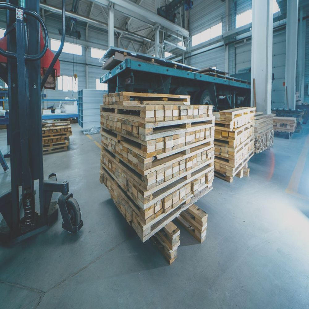 pallets tipos