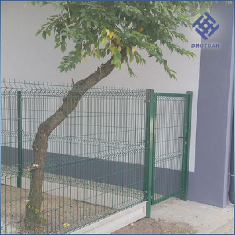 supplier iron gate designs metal mesh for fencing prices economic fences