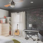 Chalk Paint Para Paredes Agradable25 Cool Chalkboard Bedroom Décor Ideas To Rock Interior