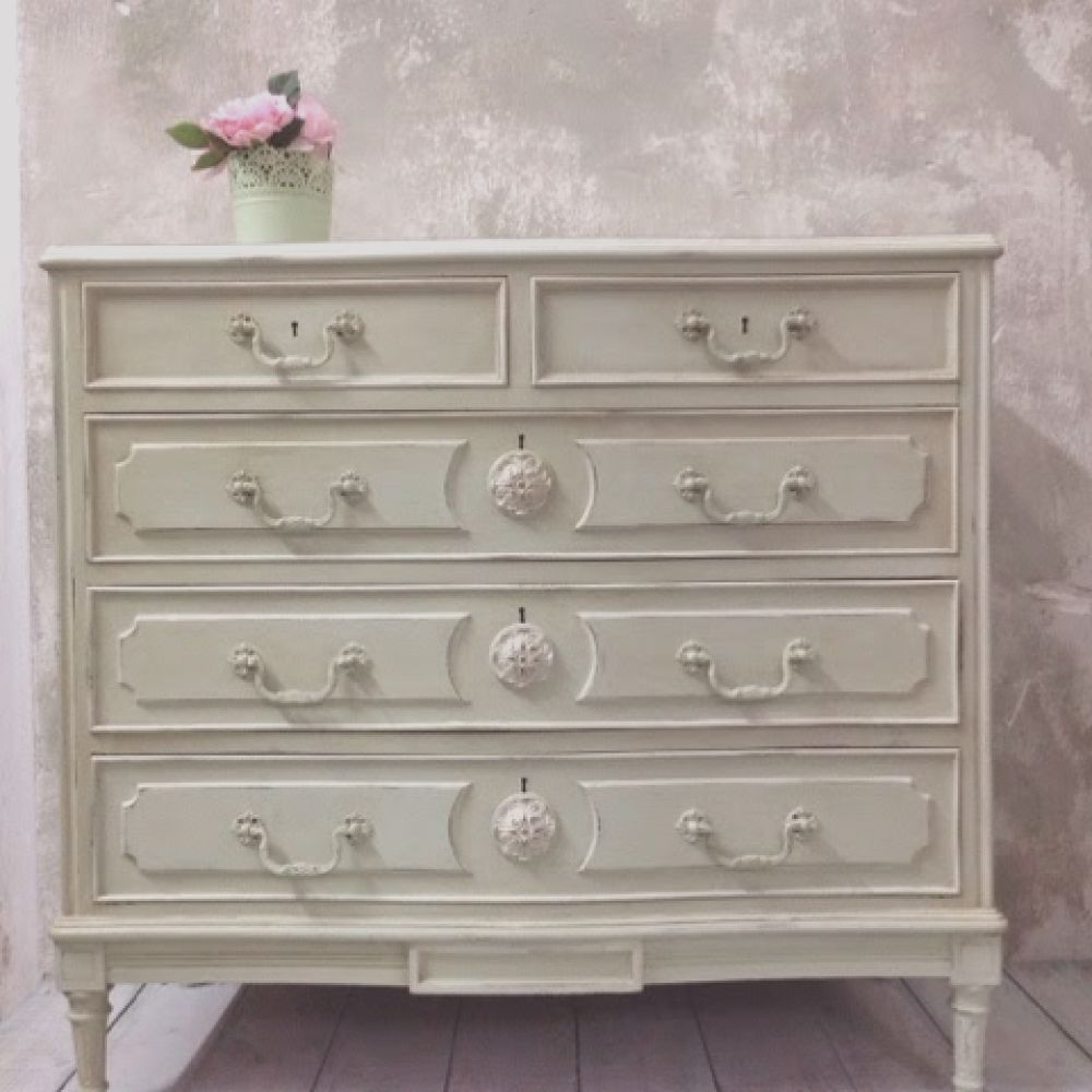 remakes con autentico chalk paint