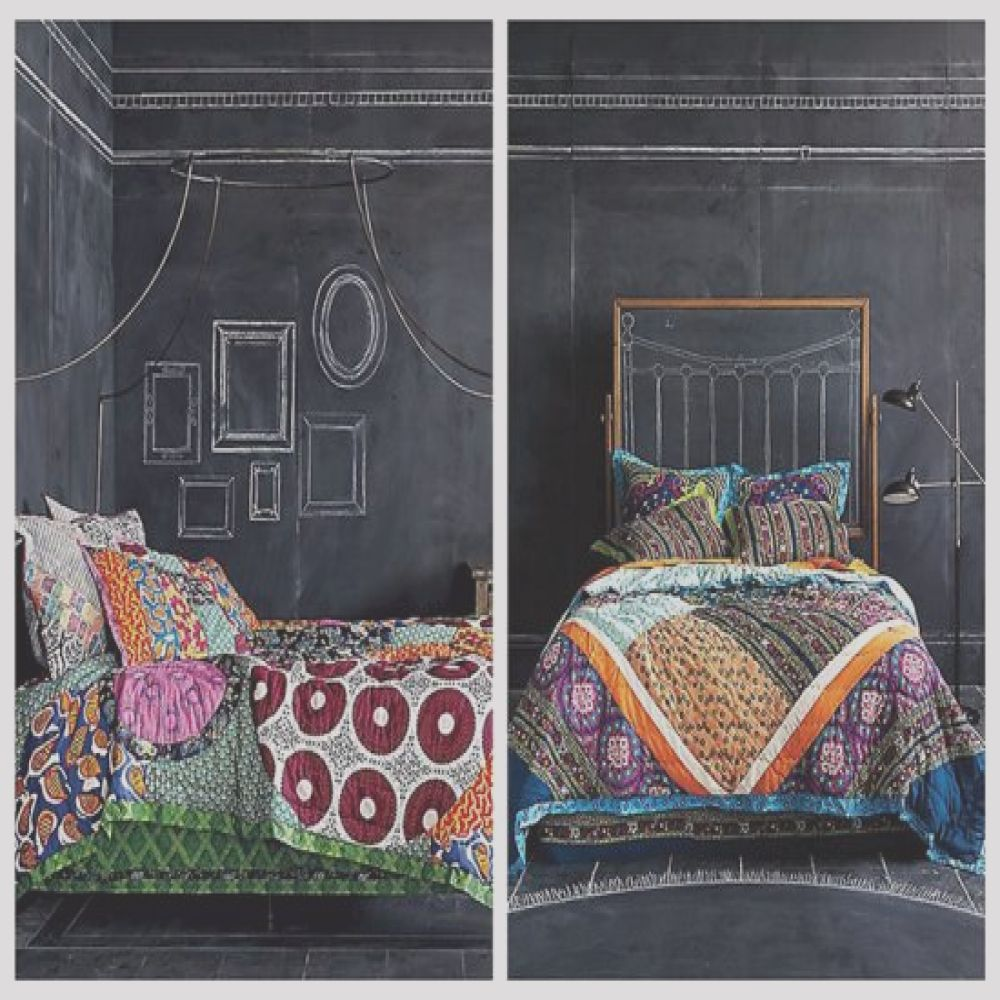chalkboard wall paint ideas for your bedroom