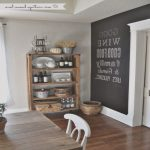 Chalk Paint Para Paredes Únicotips To Paint A Kitchen Chalkboard Wall Page 2 Of 2