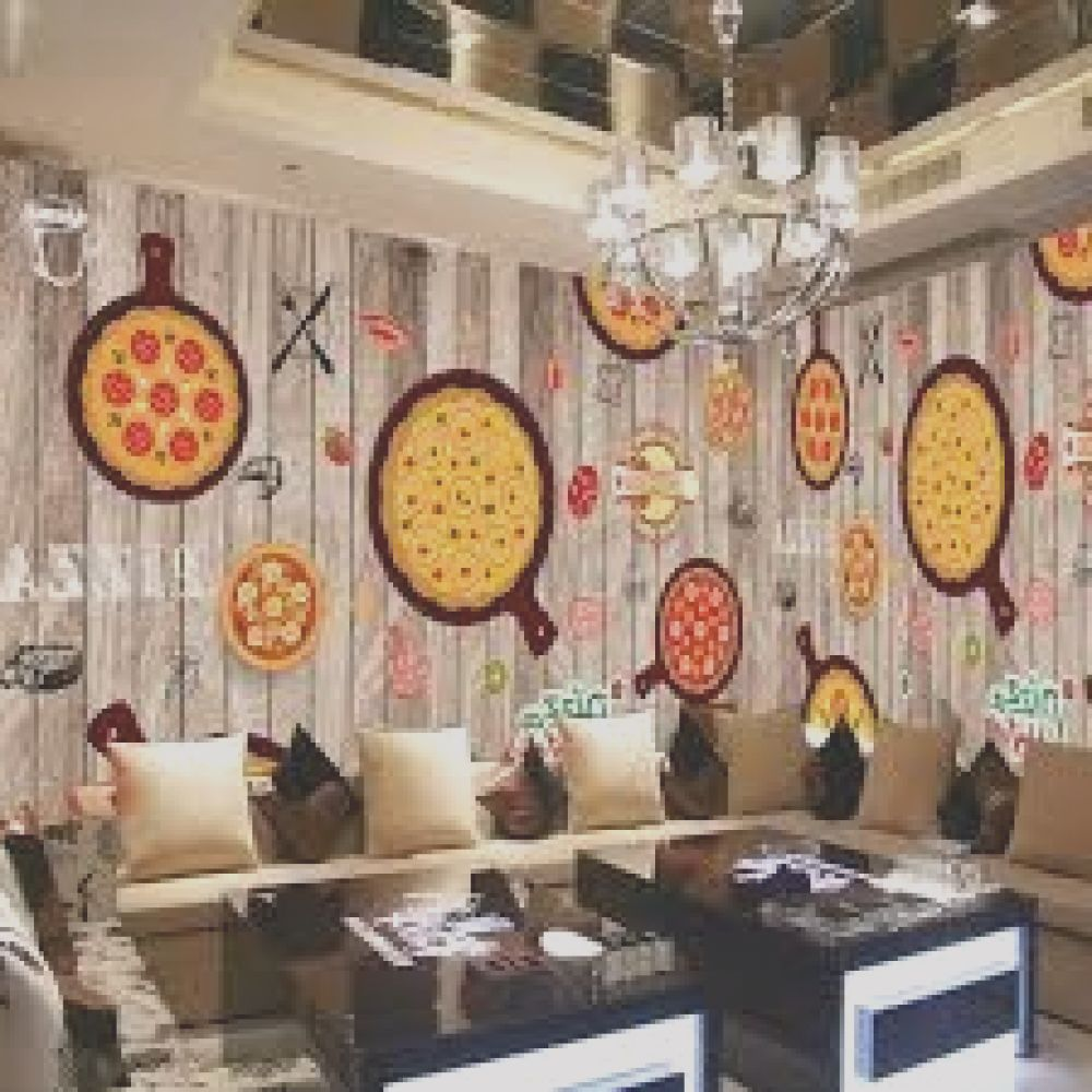 o decorar una pizzeria