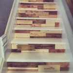 Escalera Palets Lujowine Pallet Stairs Dyi