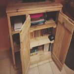 Estanteria Con Palets Paso A Paso Agradable15 Projects Of Cabinets Built With Pallets