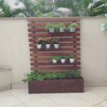 Huerto Vertical Pallet Agradablecreate A Vertical Garden For Your Home By Wooden Panels