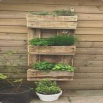 Macetero Vertical Pallet Único20 Recycled Pallet Ideas Diy Furniture Projects