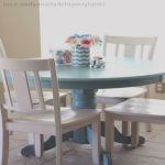 Mesa Comedor Chalk Paint Únicotransforming A Table & Chairs With Annie Sloan Chalk Paint