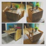 Mesa Palet Elevable Elegantethe 55 Most Creative Pallet Coffee Tables For Your