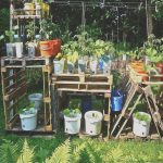 Palet Jardin Elegante5 Diy Garden Ideas For Wood Pallets