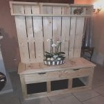 Palets Ideas Decoracion Agradable20 Awesome Diy Pallet Ideas To Decorate Your Entryway En