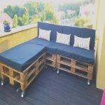 Palets Sofas Lujooutdoor Furniture Ideas From Pallet