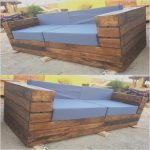 Palets Sofas Nuevoawesome Diy Ideas For Reusing Used Shipping Pallets