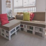 Palets Sofas Nuevodiy Sofa With Built In Storage Made 6 Pallets Shelterness