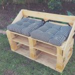 Tarima De Palets Nuevochairs Made Out Of Pallets Chir Mde Pllets Outdoor