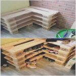 Zapatero De Palet Fresco60 Lovely Diy Industrial Shoe Rack Ideas