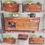 Casa Perro Palets Elegantesome Charming Ideas For Pallets Recycling
