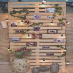 Decoracion Palets De Madera Nuevo35 Simple And Cheap Spring Decor With Pallet Project