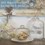 Decoupage Ideas Nuevoadd Color And Green Best Diy Plant Decoupage Projects