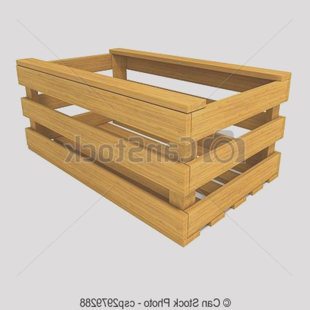 wooden box for fruits and ve ables