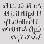 Letras Chulas Y Faciles Frescobasic Hand Lettering Whimsical Print