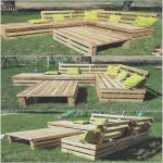 Sofa Terraza Palets Lo Mejor Derecycled Pallet Outdoor Sofa And Couch 9 Recycledpallets
