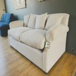 Sofas Pales Agradableloaf Crumpet 3 Seater Sofa Bed In Pale Rope Clever