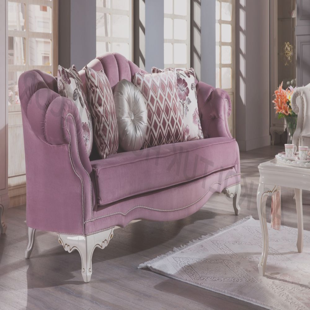 for sale pale purple and beige classic