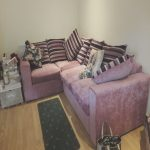 Sofas Pales Únicocorner Sofa For Sale In Pale Pink