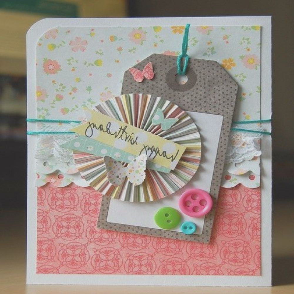 cards and tags 2 scrapbooking