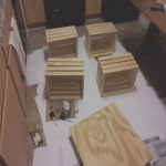 Como Hacer Mesa Impresionantehow To Make Your Own Beautiful And Functional Wine Crate