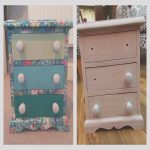 Decopatch Muebles Frescodecopatch Drawers £1 50 From Carboot To Beautiful