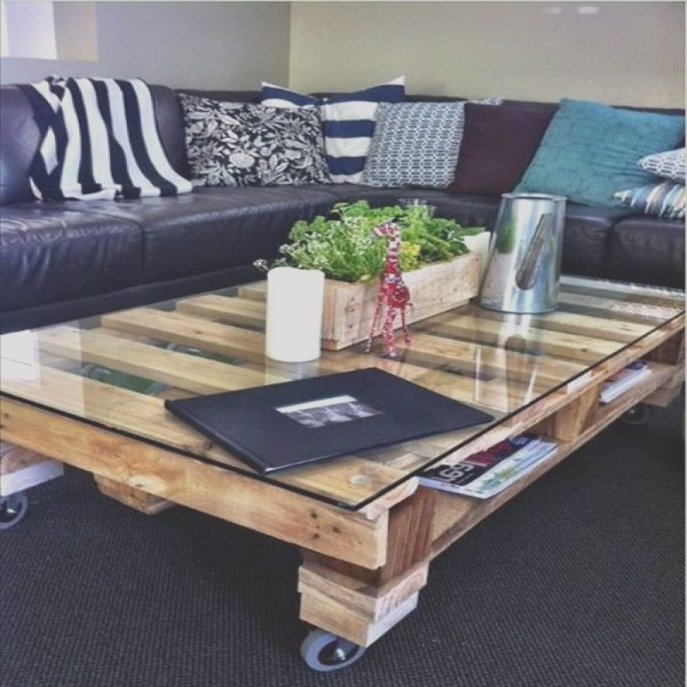 25 diy pallet ideas easy to make pallet glass table