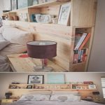 Diy Palets Único33 Diy Pallet Shelves You'll Want To Build To Get More