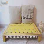 Palets Chillout Únicomake A Pallet Chillout Area Pallets Upcycle