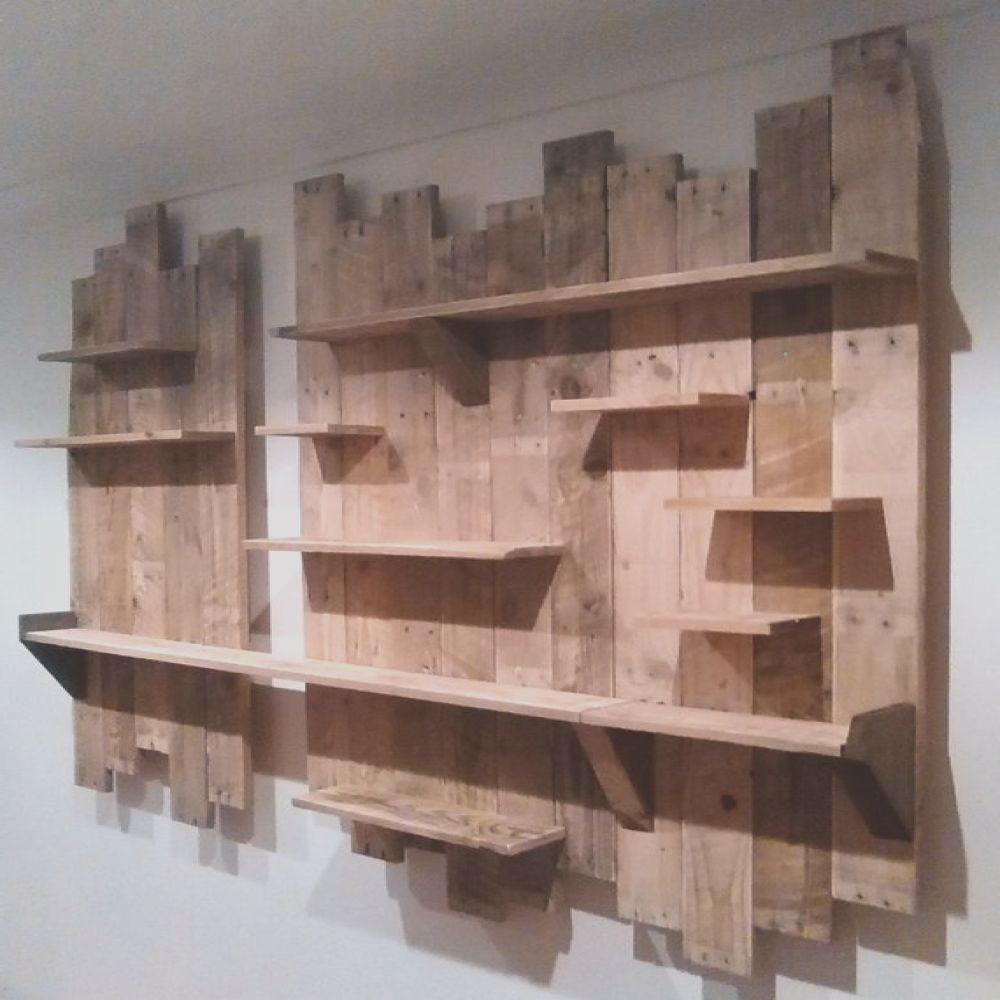 large pallet wood wall display unit ref=unav listing other